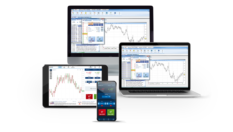 Prodigy Trader iOS Android Software
